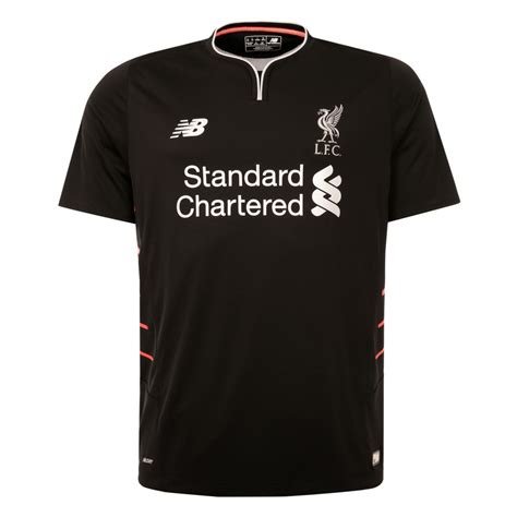 Shirts C 14 16 17 by Lfc Mens Sleeve Away Shirt 16 17 Liverpool Fc
