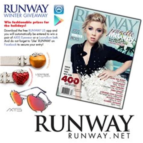 I Win Sweepstakes Icarly - runway 174 and icarly s jennette mccurdy launch their 2014 fashion winter sweepstakes