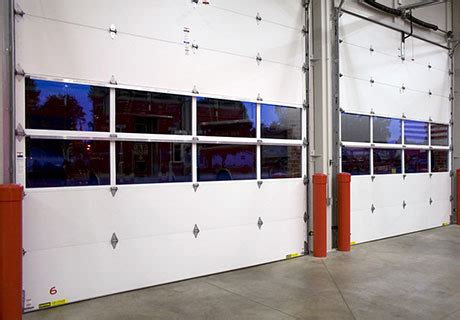 Commercial Garage Doors Vancouver by Clopay Energy Series With Intellicore 174 3700 Series
