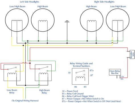 pico relay wiring diagram 25 wiring diagram images