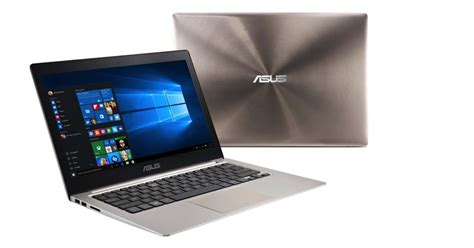 Laptop Asus Ultrabook Terbaru laptop zenbook ux303ub diperkuat intel skylake terbaru okezone techno