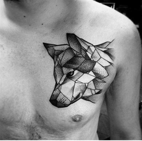 tattoo inspiration abstract best 20 geometric wolf tattoo ideas on pinterest