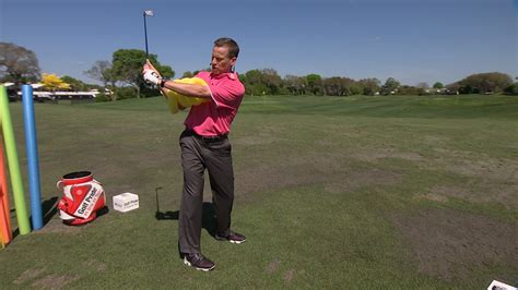 rotational golf swing full swing tips drills video lessons golf channel