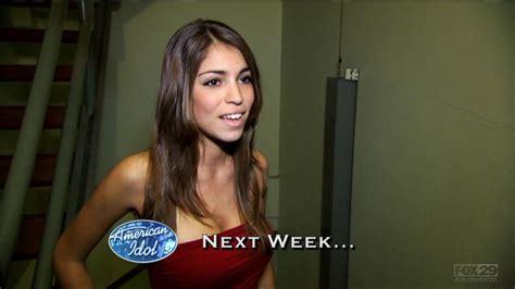 American Idols Antonella Barba Grows by Digitalminx Actresses Antonella Barba