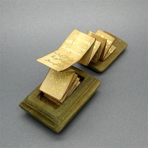 Tinta Emas Istambul Kayu Kuno Tinta Emas Pusaka Dunia