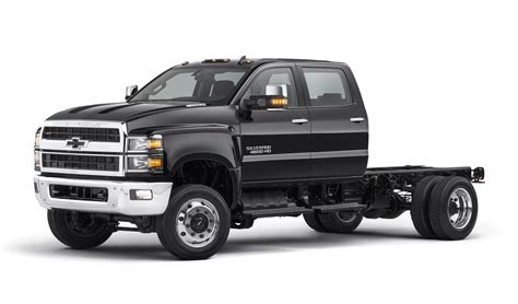 2019 Chevrolet Heavy Duty Trucks official 2019 chevrolet silverado heavy duty 4500hd