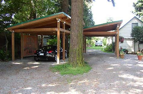 Shed Roof Carport Plans shed roof carport plans plans free