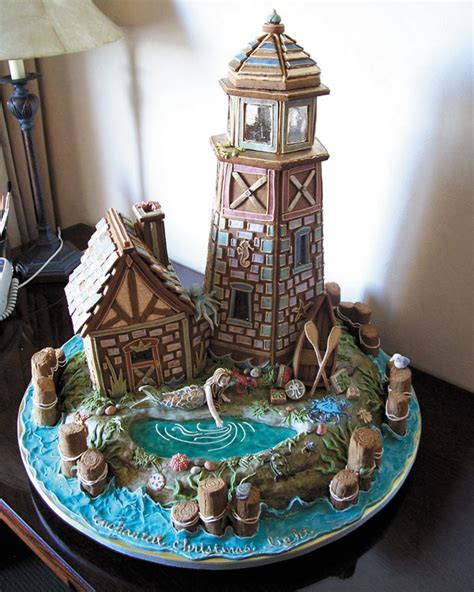 Gingerbread House The Enchanted Enchanted Gingerbread House Gingerbread House Ideas