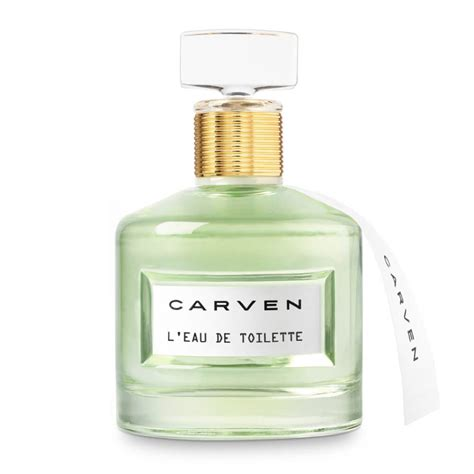 Parfum Eau De Cologne carven l eau de toilette by carven parfums 14 95 month