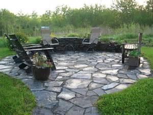 slate patio design ideas