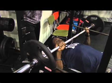 explosive bench press one fit city explosive bench press youtube
