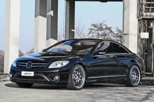 Mercedes Cl 500 Vath To Modify Mercedes Cl 500 Coupe Machinespider