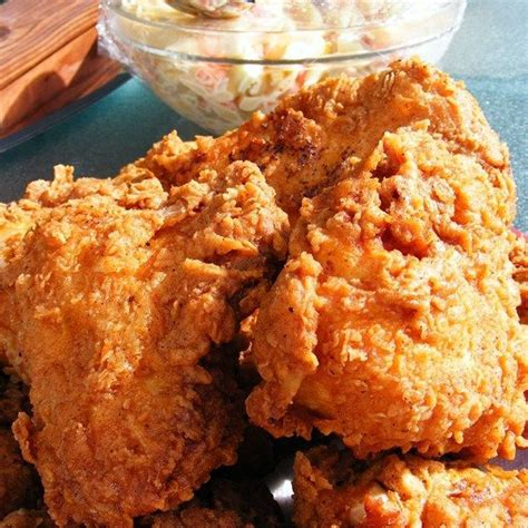 triple dipped fried chicken recipe homemade fried