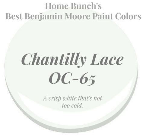 benjamin chantilly lace best white paint colors by benjamin home bunch