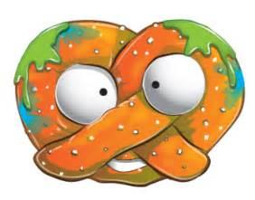 knot nice pretzel the grossery gang wikia fandom