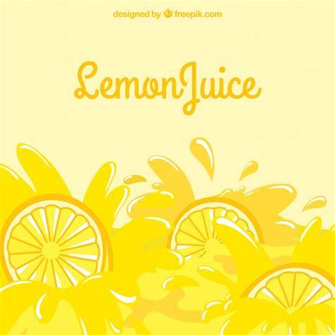 juice design background background of tasty lemonade vector free download