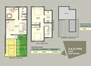 row home plans rowhouse floor plans find house plans