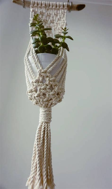 Macrame Rope Patterns - best 25 macrame plant hanger patterns ideas on