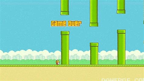 flappy bird funny gifs #reactiongifs