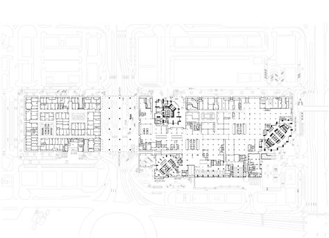 c foster housing floor plans gallery of abu dhabi central market foster partners 24