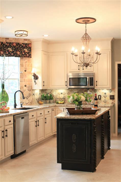 traditional home kitchen featured in traditional home magazine quot great kitchens