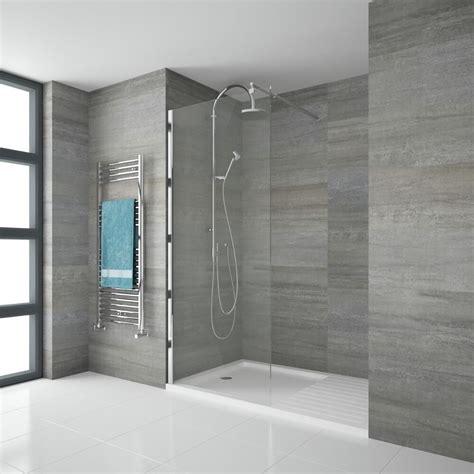 parete vasca doccia parete doccia per doccia walk in 1200x1950mm