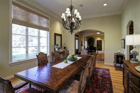 Formal Dining Room Flooring 557 W Piney Point Tx 77024