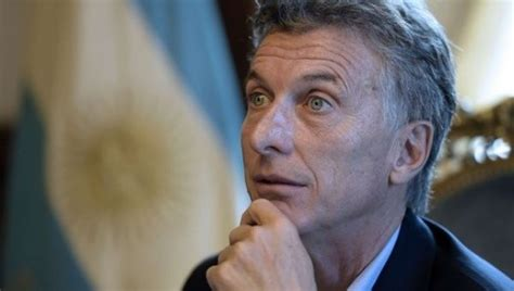 mauricio macri argentina president more dirty money mauricio macri accepts illegal caign