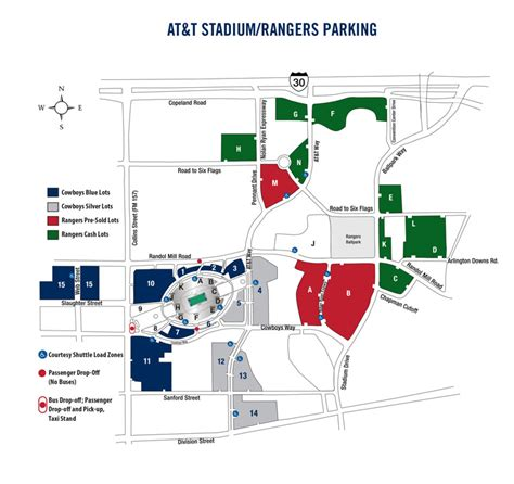 at t stadium map tailgating trailer rental pricing at t cowboys stadium
