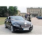 William And Kate Middleton Might Look With The Jaguar XJ Wedding Car