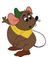 imagenes animadas raton gifs animados de ratones de cenicienta gifmania