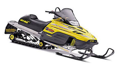 Ski Doo Summit 600 Standard 2001 Pdf Service Manual