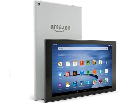 amazon fire hd 10 amazon fire hd 10 inch 2015 notebookcheck com externe tests