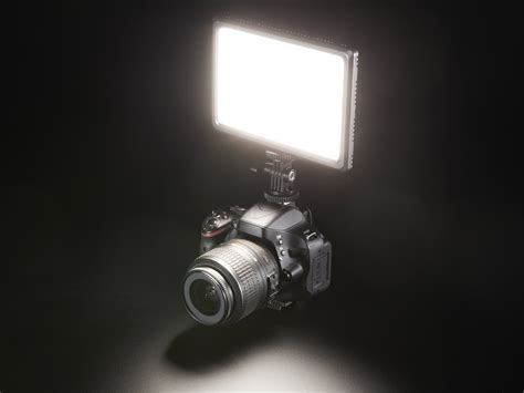 röhrenle led mount led photography light cie ra 95 3200k to