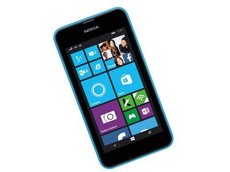 nokia lumia   windows  smart phone  blue