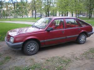 Opel Ascona For Sale 1989 Opel Ascona Pictures Gasoline Ff Manual For Sale