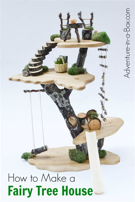 how to make a house a home diy project how to make a toy tree house
