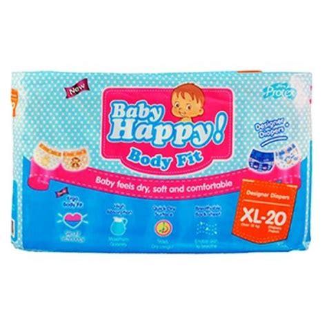 Popok Bayi Baby Happy L30 baby happy xl 20 popok