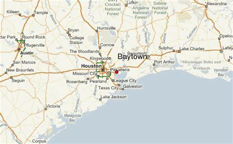 where is baytown texas on the map baytown location guide