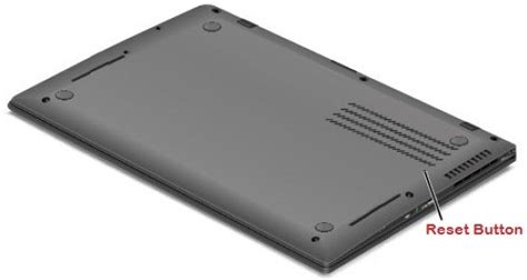 reset battery laptop lenovo how to factory reset lenovo photo of x1 carbon reset button