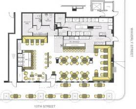 Free Restaurant Floor Plan commercial bar design plans good looking with commercial
