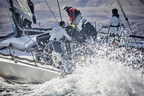 Armchair Sailor by 2016 Rtr Maverick At Start Spray Jamesmitchell The