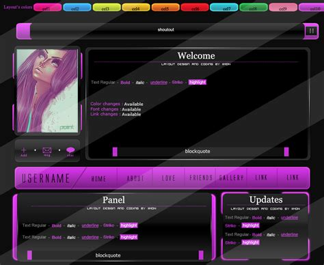 blog layout codes free imvu backgrounds wallpapersafari