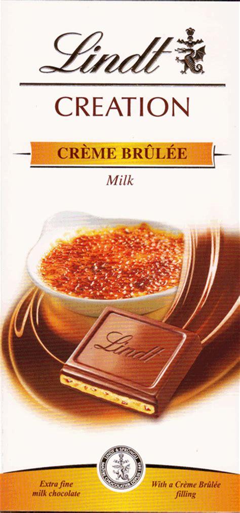 Lindt Creme Brulee lindt creme brulee