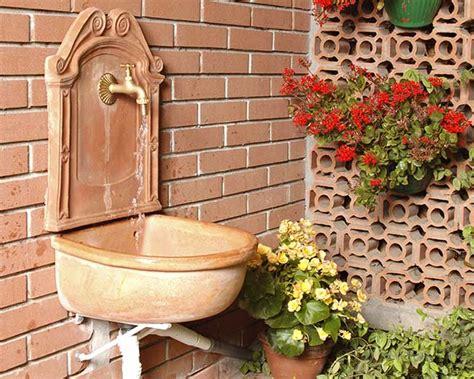 lavelli da terrazzo awesome lavandini da terrazzo contemporary idee