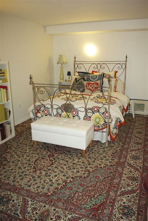 oriental rug bedroom caitlin wilson decorating with persian rugs part ii