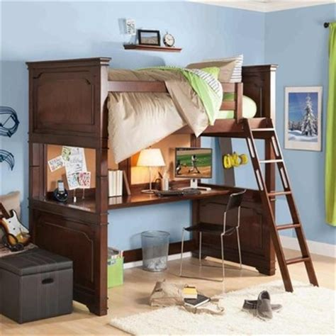 college loft bed with desk college loft bed with desk bing images cool bedrooms