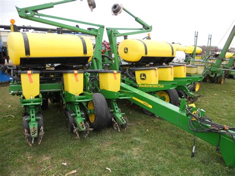 Jd Planters For Sale by Wisconsin Ag Connection Deere 1760 Row Crop