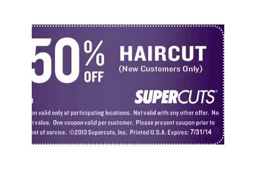 haircut coupons sarasota