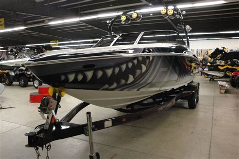 shark in boat shark graphics on a boat by steel skinz graphics www
